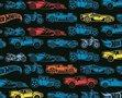 Hot-Wheels-tricot-met-honderden-autootjes-op-zwarte-ondergrond