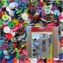 KAMsnaptang--kleurenpakket-met-200-snaps-(maat-20)ongesorteerd