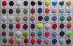 Kleurenkaart-snaps--glanzend